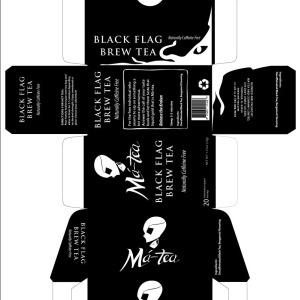 Má-tea Layout Black